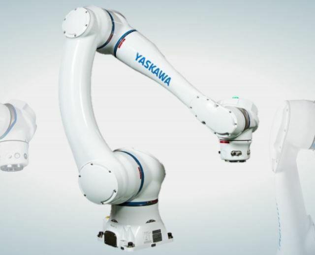 Yaskawa enseña su actualizado robot colaborativo HC20 DT Motoman