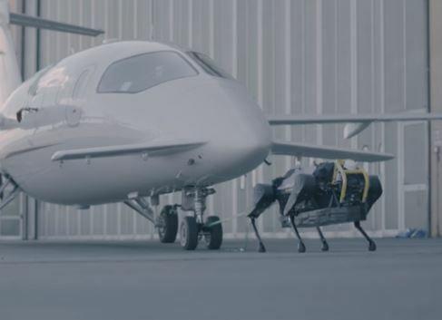Incorporan al robot HyQReal para salvar personas en desastres
