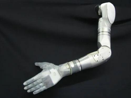 La universidad de Utha ha desarrollado una prótesis robotizada llamada Luke Arm