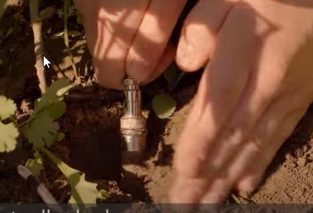 Tecnología hídrica para frenar la desertificación